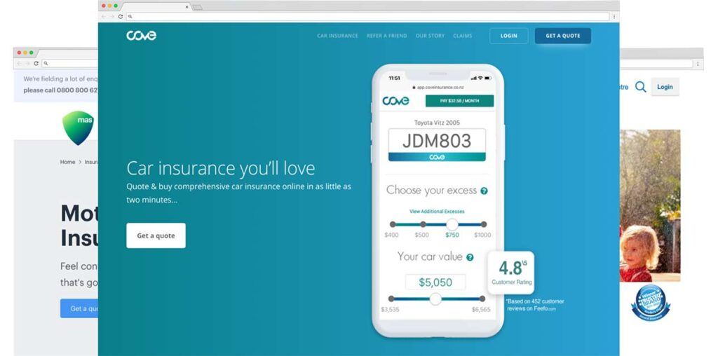 compare car insurance in nz