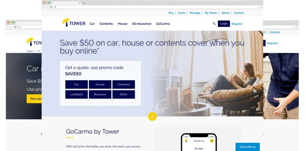 tower insurance review