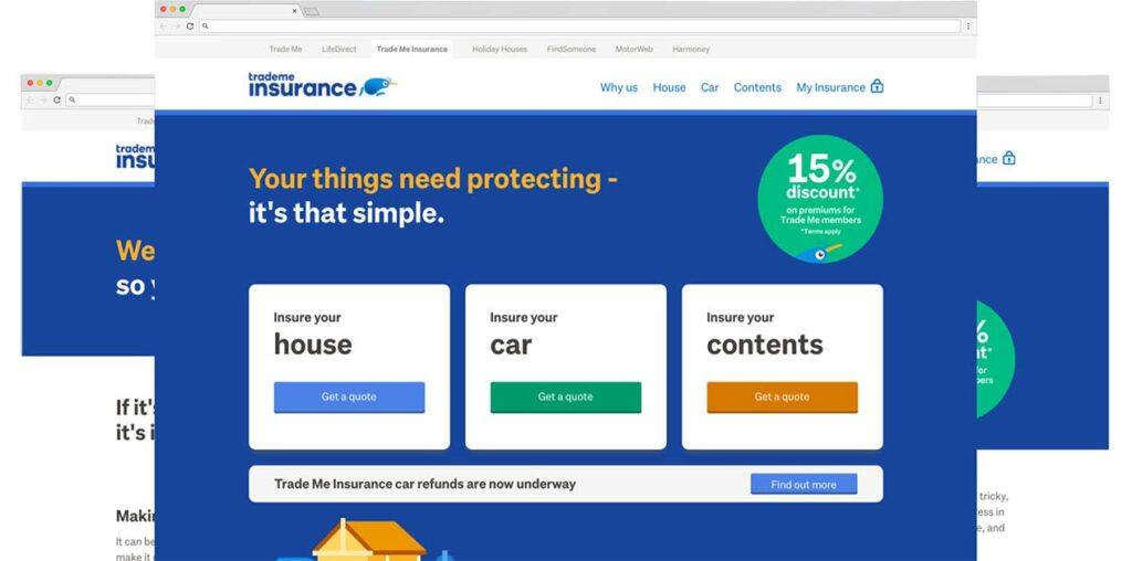 trademe insurance reviews